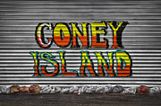 Coney Island Framed Prints - Unsinkable Framed Print by Evelina Kremsdorf