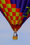 Hot Air Balloon Prints - Untethered Print by Robert Frederick