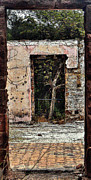 Doorways Prints - Untitled Print by Daniele Smith