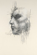 Violet Hwami - Untitled Drawing Man I