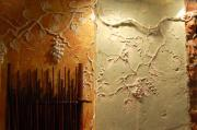 Wine Reliefs - Untitled by Holly Whiting