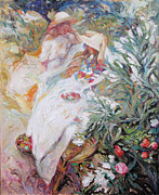 Sorolla Paintings - Untitled by Jose ROYO
