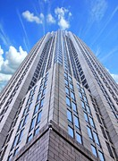 Charlotte Photo Prints - Up In The Sky Print by Kenneth Mucke