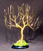 Instruction Originals - Upright Willow - Wire Tree by Sal Villano
