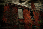 Abandoned Train Prints - Urban Decay Print by Scott Hovind