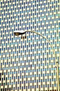 Cities Metal Prints - Urban Light In New York Street Metal Print by Angus Ford-Robertson