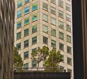 Building Digital Art Originals - Urban Living in San Francisco Financial District by Mark Hendrickson