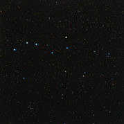 Ursa Major Prints - Ursa Major Constellation Print by Eckhard Slawik