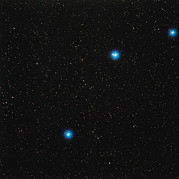 Ursa Major Prints - Ursa Major Stars Print by Eckhard Slawik