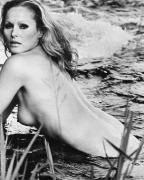 Nude Photograph Framed Prints - URSULA ANDRESS (b. 1936) Framed Print by Granger