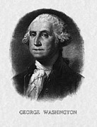 Eht10 Prints - Us Presidents. Us President George Print by Everett