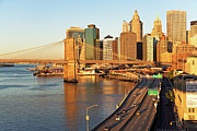 City Scenes Art - Usa, New York City, Cityscape by Fotog