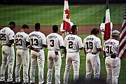 Jeter Photos - USA-World Baseball Classic by Lucia Vicari