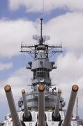 Hawaiian Style Art - USS Missouri by Greg Vaughn - Printscapes