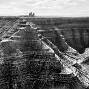 Rock Formations Prints - Utah Outback 14 Print by Mike McGlothlen