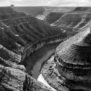 Colorado River Prints - Utah Outback 15 Print by Mike McGlothlen