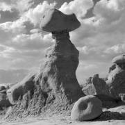 National Parks Art - Utah Outback 28 by Mike McGlothlen