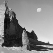 Rock Formation Prints - Utah Outback 32 Print by Mike McGlothlen