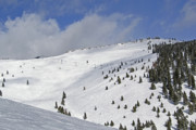 Colorado Mountains Photos - Vail Resort - Colorado - Blue Sky Basin by Brendan Reals