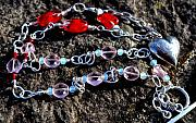 Valentine Jewelry - Valentine dreams by Jackie Ketterman