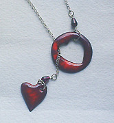 Hand Made Jewelry - Valentines Day 7 by Asya Ostrovsky
