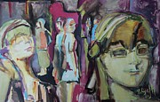 Crowd Scene Originals - Valeria by Yuliya HT