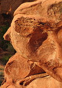 Rock Prints - Valley of Fire - Nevadas Crown Jewel Print by Christine Till