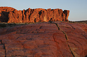 Valley Of Fire Photos - Valley of Fire Rockscape by Susan Rovira
