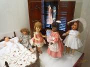 Doll Photo Originals - Valley of the Dolls by Charles Stuart