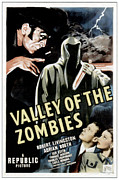 Sideburns Photo Framed Prints - Valley Of The Zombies, Top Left Ian Framed Print by Everett