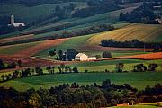 Pennsylvania Art - Valley by William Jobes