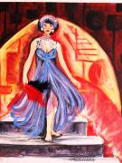 1920s Originals - Vamp on a Ramp by Carol Allen Anfinsen