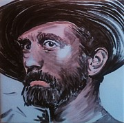 Artpop Painting Originals - van Gogh by Bjorn Davidson