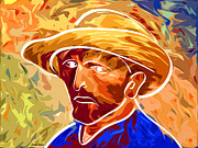 Stephen Younts - Van Gogh Reinvented