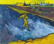 Seth Prints - VAN GOGH: THE SOWER, c1888 Print by Granger