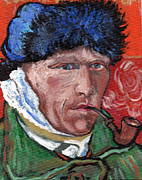 Self-portrait Prints - Van Gogh Print by Tom Roderick