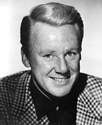 Johnson Photos - Van Johnson, Portait by Everett