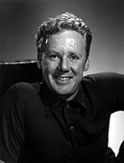 Johnson Photos - Van Johnson, Wearing A Polo Shirt by Everett