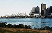 Vancouver Photo Prints - Vancouver Skyline Print by Marion McCristall