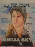 Blockbuster Art - Vanilla Sky by Sandeep Kumar Sahota
