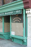 Bakery Sculptures - Vanishing New York Store Fronts - Sculpture by Randy Hage