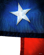 Variations On Old Glory No.7 Print by John Pagliuca