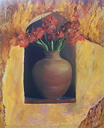 Barbara Ruzzene - Vase of Pottery