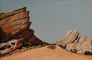 Stephen Ponting - Vasquez Rocks Five