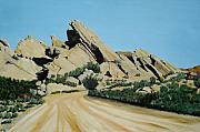 Stephen Ponting - Vasquez Rocks