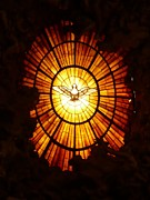 Catholic Church Posters - Vatican Window Poster by Carol Groenen