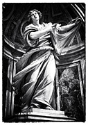 Sculpture For Sale Framed Prints - Vaticano Art Framed Print by John Rizzuto