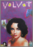Elizabeth Taylor Originals - Velvet by Mike  Mitch