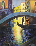 Gondolier Originals - Venetian Color by Natalie Bucki