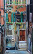 Emily Olson - Venetian Colors